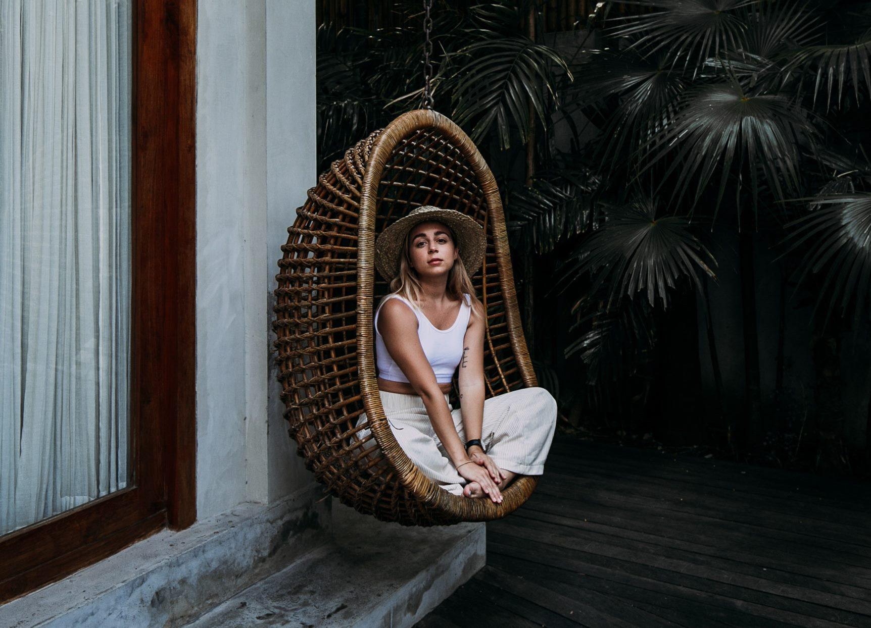 idées déco jardin cosy